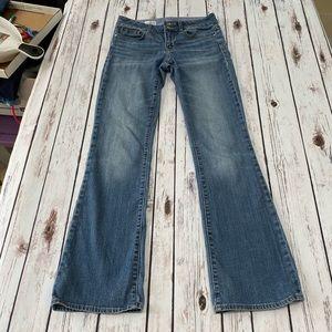 Gap 1969 perfect boot cut jeans 26/2R
